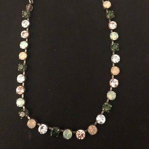 Sabika Australian Crystal necklace